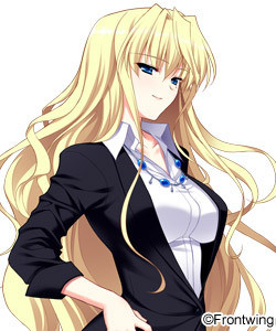 Grisaia makina the girl in the wrong place at the wrong